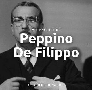 Peppino De Filippo: tra popolarità e comicità