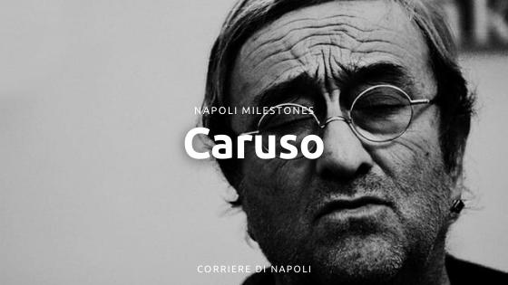 Caruso, la dichiarazione d'amore di Lucio Dalla a Napoli