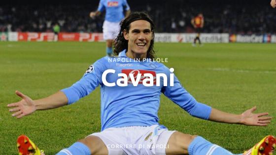 Cavani: storia di 104 gol