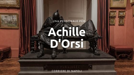 Una personale per Achille D'Orsi: i parassiti