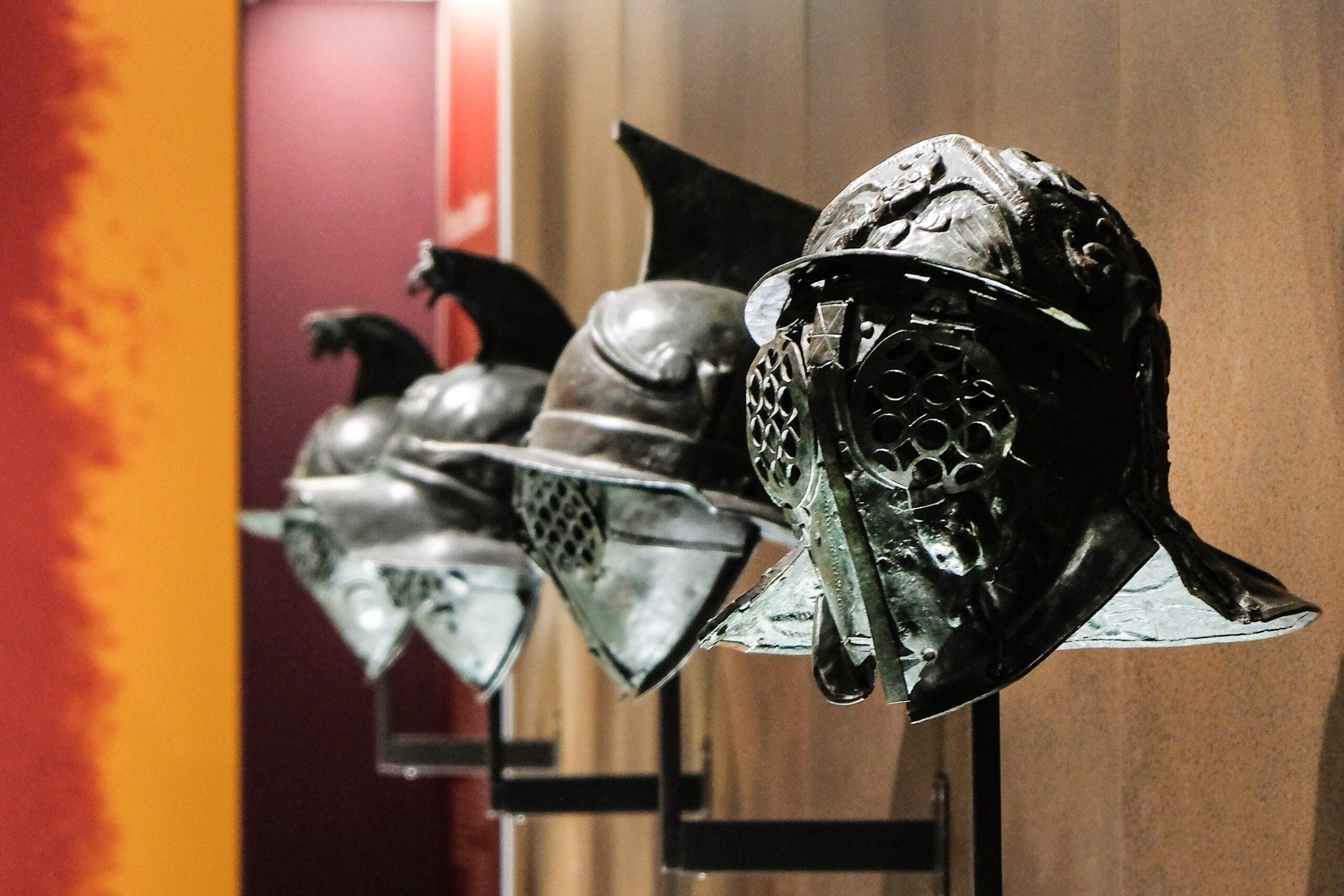 Gladiatori: al MANN la mostra in programma fino al 6 gennaio