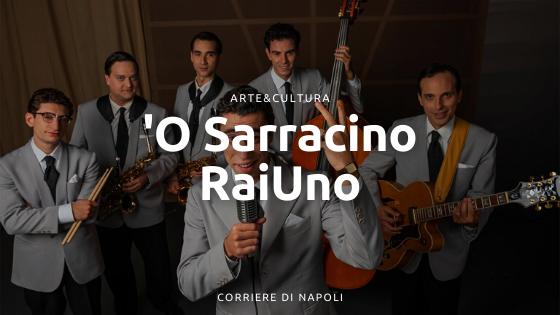 Renato Carosone: 'O sarracino su Rai 1
