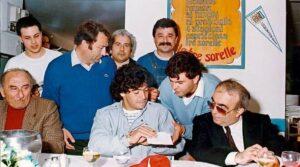 il piatto preferito di Maradona