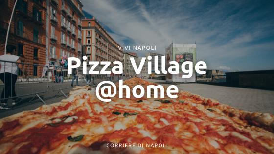 PizzaVillage@Home: l'edizione 2021 in tour con Coca Cola