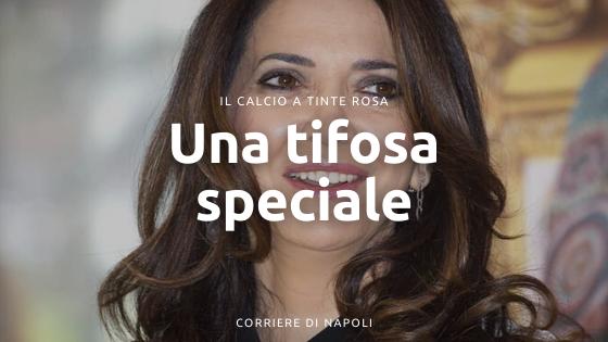 Una Tifosa Speciale: Rosalia Porcaro