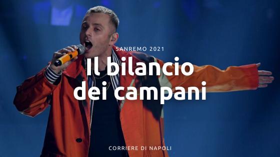 Festival di Sanremo 2021: il bilancio dei campani