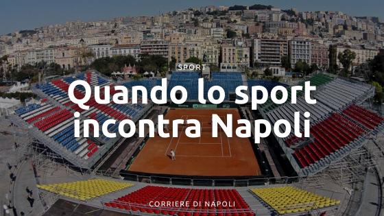 Lo sport incontra il lungomare di Napoli