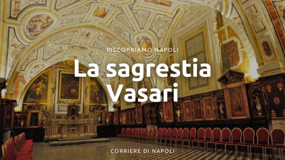 La sagrestia Vasari: una piccola perla rinascimentale