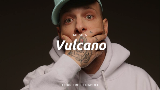"""24 marzo 2017: Clementino pubblica """"Vulcano"""""""