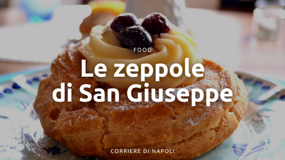 Le zeppole di San Giuseppe: il dolce del papà