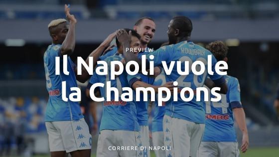 Preview Napoli-Inter: a caccia della Champions con Marcelo Burlon
