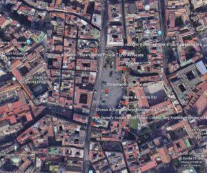 Clicca e Scopri Piazza Dante