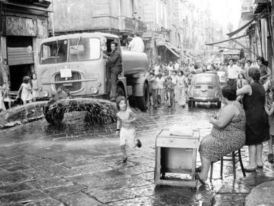 Napoli e la colera del 73'