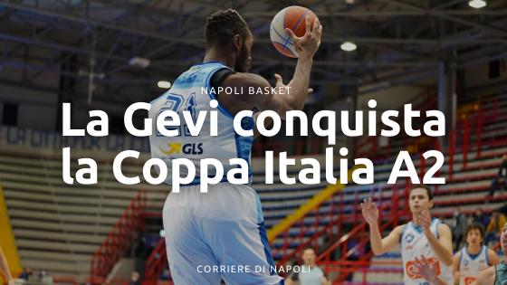 Gevi Udine Coppa Italia