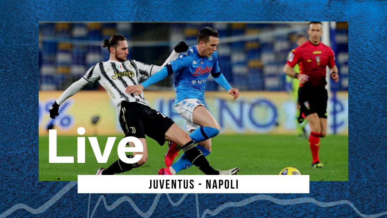 LIVE Juventus-Napoli 2-1 Serie A 2020\21: gli azzurri ritrovano la sconfitta dopo 5 partite