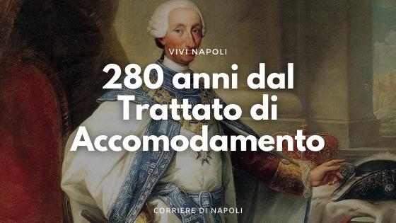 I 280 anni del Trattato di Accomodamento