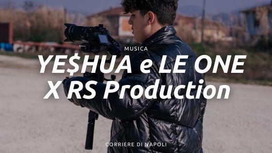 Il contest di RS: Ye$hua e Le-One!