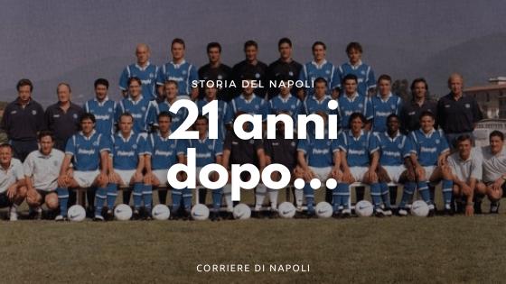 Champions League, 21 anni dopo