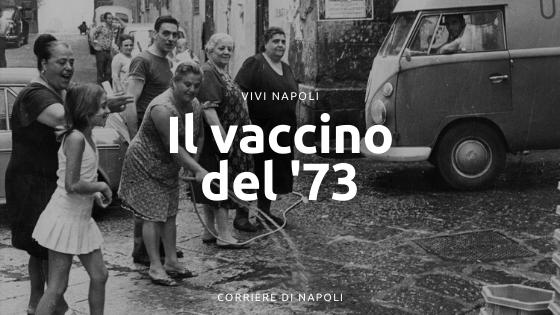 Napoli e il colera del 73′: una sfida pre-Covid
