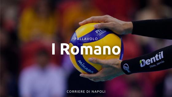 I Romano: la pallavolo è una questione di famiglia