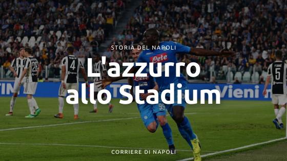 Juventus-Napoli 0-1, l'azzurro allo Stadium