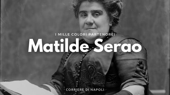 Le donne partenopee: Matilde Serao