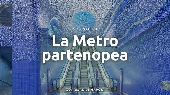 La Metro Partenopea: un viaggio nelle stazioni dell'arte