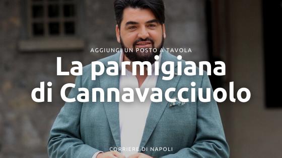 La parmigiana di Cannavacciuolo e della sua mammà