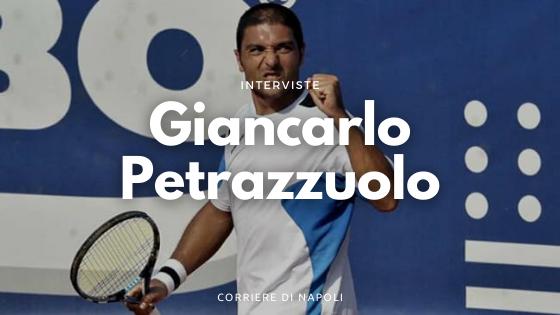 Giancarlo Petrazzuolo e il tennis: un amore decennale