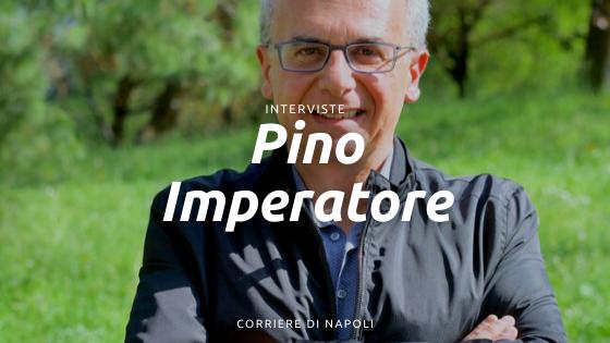 Benvenuti in casa…Pino Imperatore