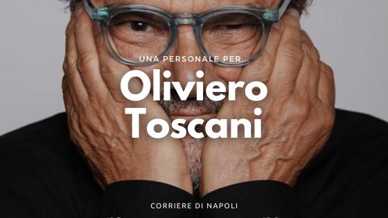 Una personale per Oliviero Toscani: Razza Umana