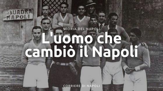 Giorgio Ascarelli, l'uomo che cambiò il Napoli