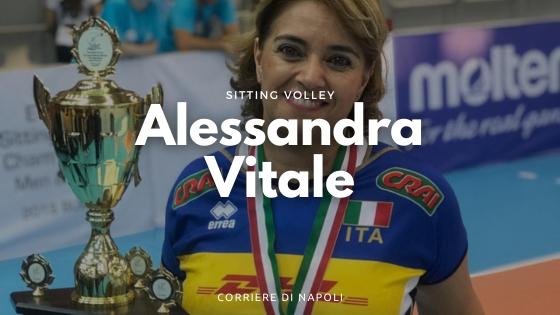 Sitting Volley: ne parliamo con Alessandra Vitale