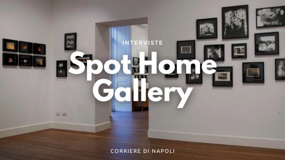 Spot Home Gallery: l'arte a Via Toledo
