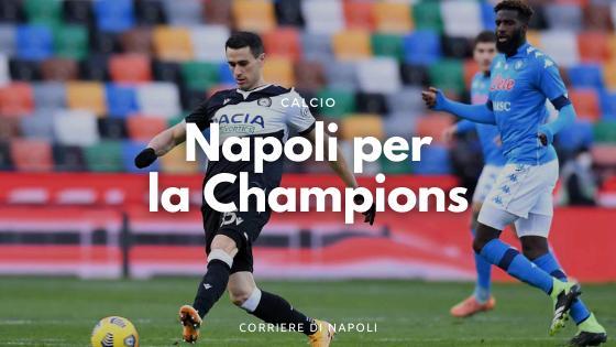 Preview Napoli-Udinese: i partenopei per la Champions