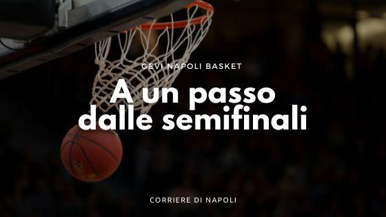 Gevi Napoli a un passo dalle semifinali. Con Pistoia è 2-0