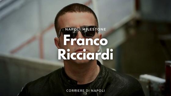 Franco Ricciardi, l'uomo dei David di Donatello