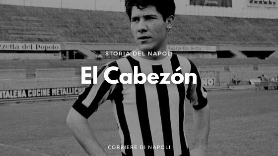 """""""El Cabezón"""" Sivori in azzurro"""