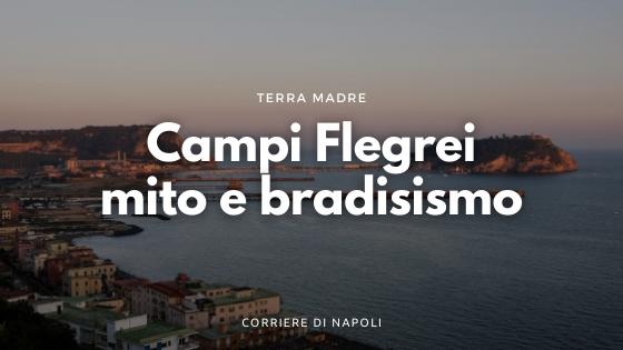 Campi Flegrei: terra di leggenda e bradisismo