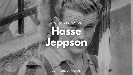 """O' Banco 'e Napule"" Hasse Jeppson"