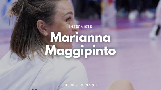 Marianna Maggipinto: dalla stanzetta alla serie A1