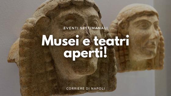Arte contemporanea e teatri aperti: la giornata dei Musei