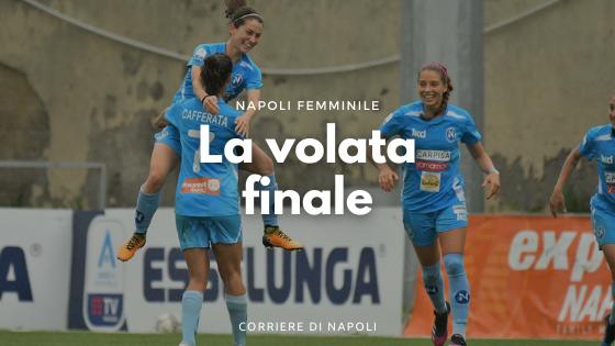 Napoli Femminile: la Volata Finale