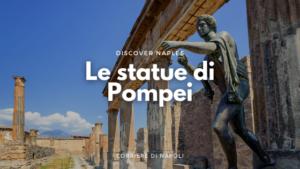 statue di Pompei