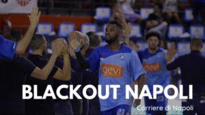 Blackout Napoli