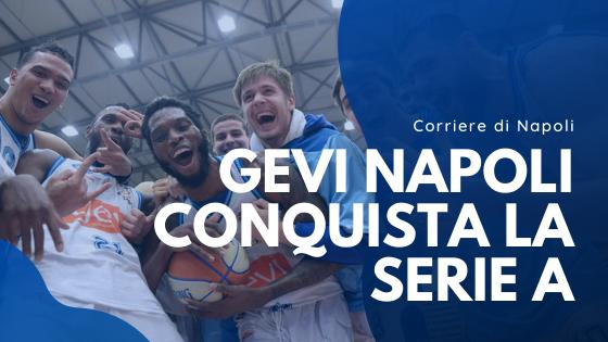 Apoteosi Gevi Napoli, battuta Udine: è Serie A!