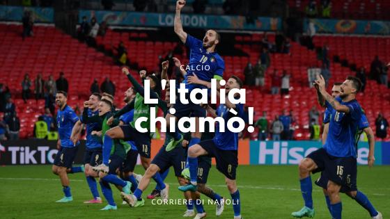 """""""Dal campo agli spalti, l'Italia chiamò"""""""