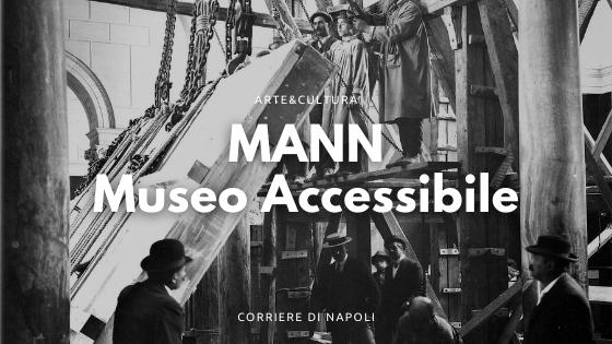 MANN Museo accessibile: Il Gran Mosaico