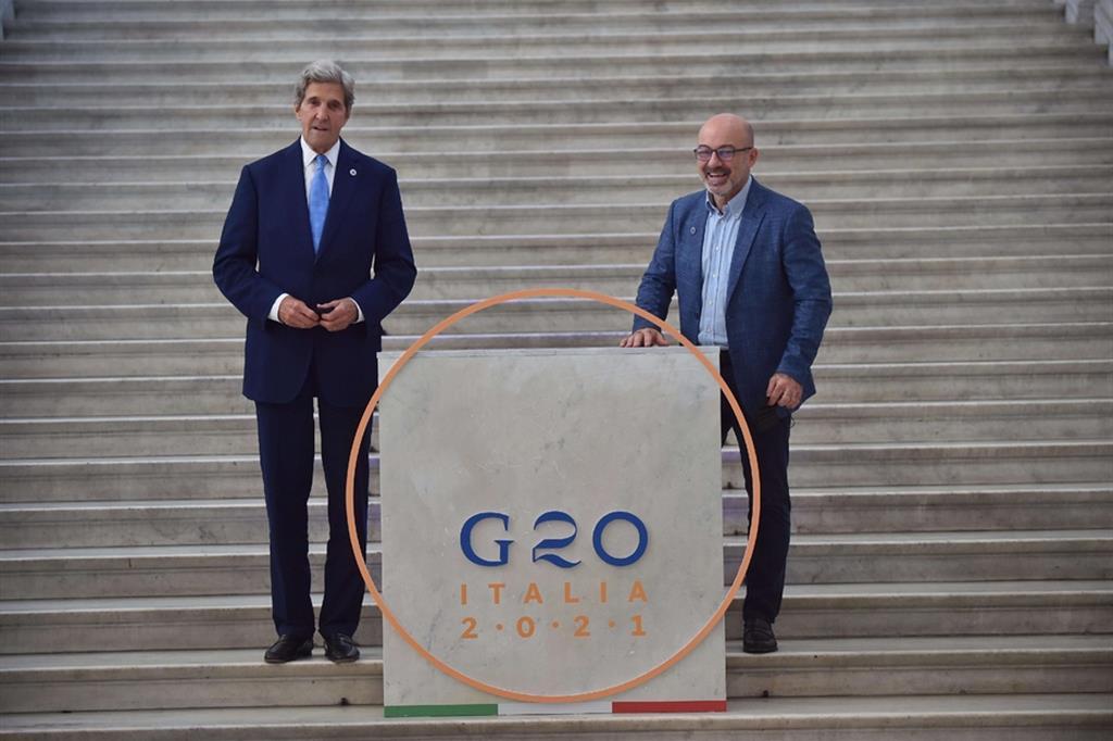 Il clima di Napoli non aiuta il G20