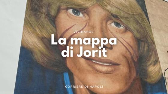 La mappa dei capolavori di Jorit